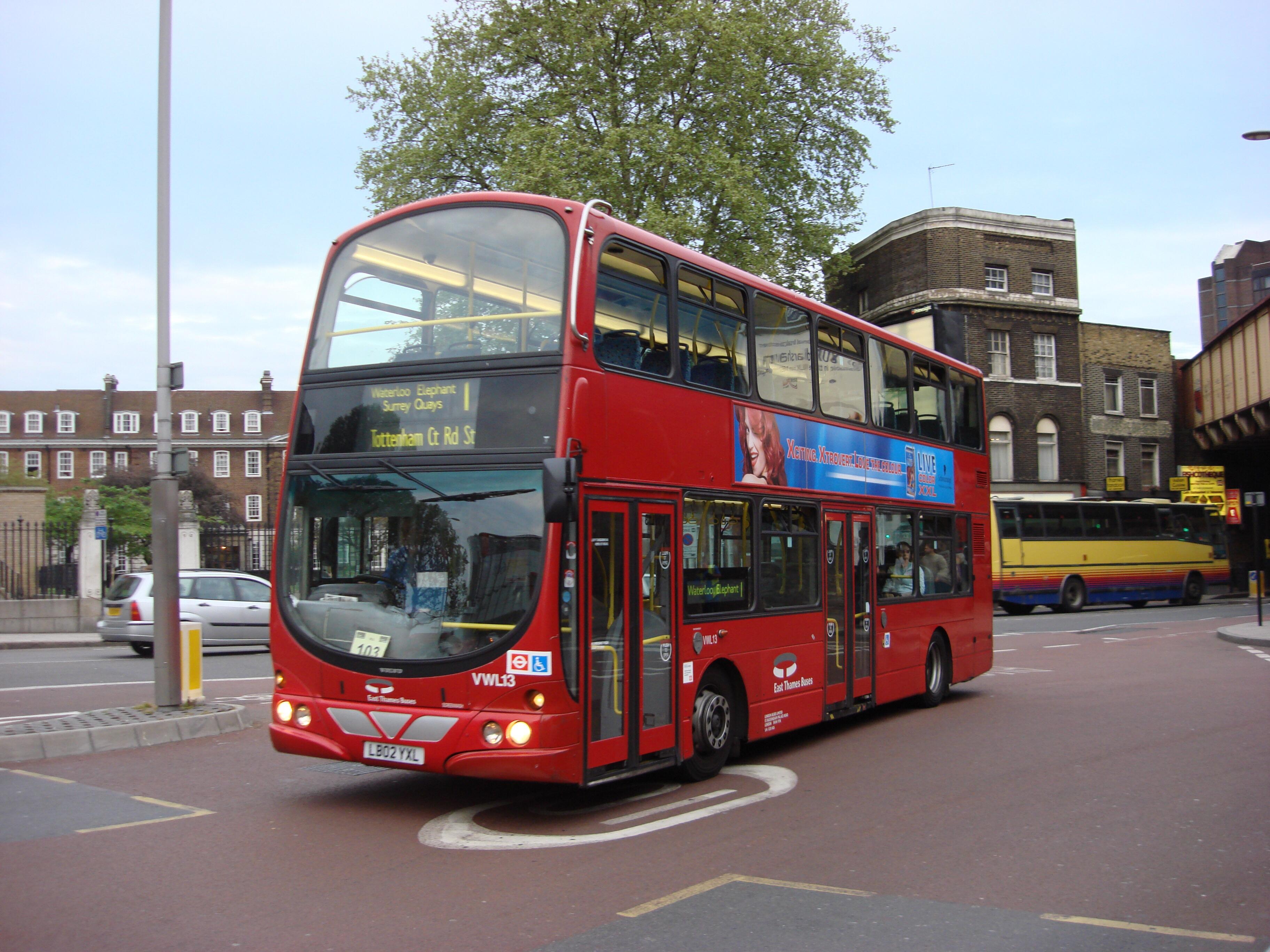 Double Decker Bus Tour From Heathrow